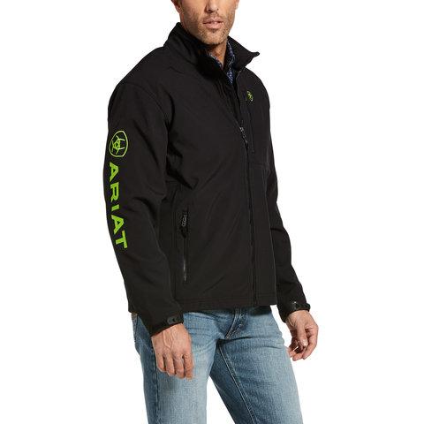 Men's Ariat Logo 2.0 Softshell Jacket 10029962