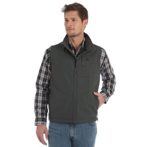 Men's Wrangler Conceal Carry Trail Vest MJK18CH C4 Small