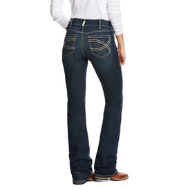 Ariat Women's Ariat R.E.A.L. Boot Cut Jean 10028923