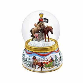 Breyer Horses Merry Meadows Snow Globe