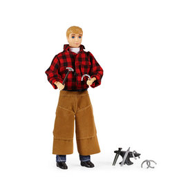 Breyer Horses Farrier Jake with Toolset