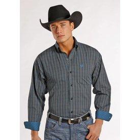 Panhandle Men's Panhandle Button Down Shirt 36D8113 C4 X-Large