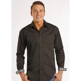 Panhandle Men's Rough Stock Snap Front Shirt R0S8045 C4 2XL
