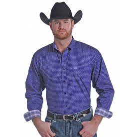 Panhandle Men's Panhandle Button Down Shirt 36Y5290 5XL