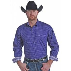 Panhandle Men's Panhandle Button Down Shirt 36Y5290 5XL