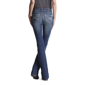 Ariat Women's R.E.A.L Entwined Boot Cut Jean