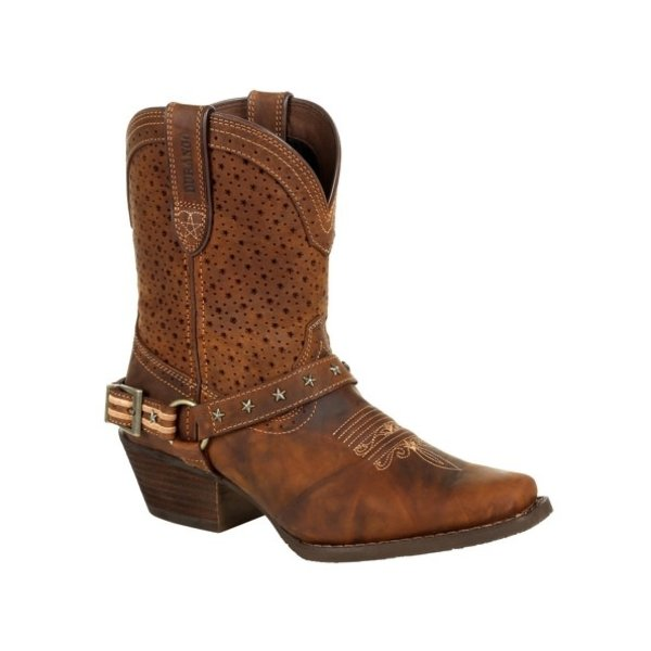 Durango Women's Durango Crush Shortie Boot DRD0375
