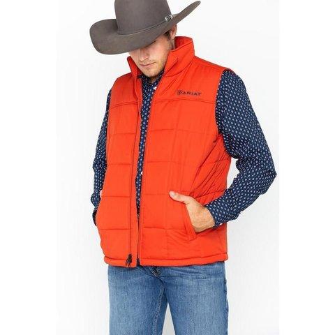 Men's Ariat Concealed Carry Crius Vest 10020507 C4 2XL