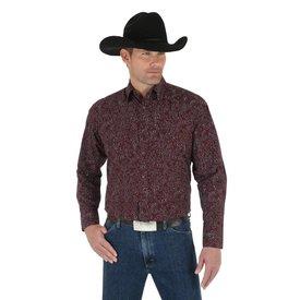 Wrangler Men's Wrangler George Strait Snap Front Shirt C4 2XLT