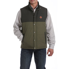 Cinch Men's Cinch Puffer Vest MWV1516002