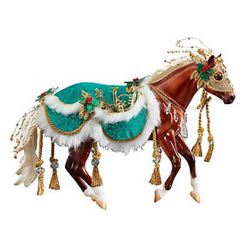 Breyer Horses Minstrel Holiday Horse