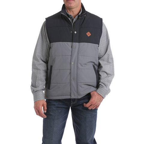 Men's Cinch Puffer Vest MWV1516001