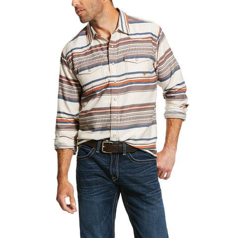 Men's Ariat Johndale Retro Snap Front Shirt 10030709