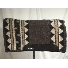 Classic Equine Contour Wool Top Felt 3/4'' 33X38