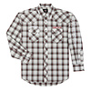 Men's Wrangler Logo Snap Front Shirt MHS236M