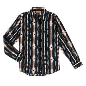 Wrangler Girl's Wrangler Snap Front Shirt GW5125M