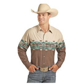 Panhandle Men's Panhandle Snap Front Shirt 30S4848