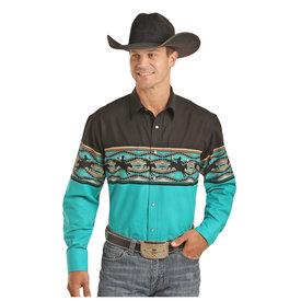 Panhandle Men's Panhandle Snap Front Shirt 30S4847