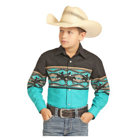 Panhandle Boy's Panhandle Snap Front Shirt C0S4847