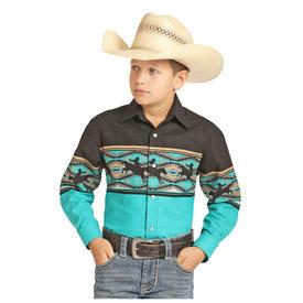 Panhandle Boy's Panhandle Snap Front Shirt C0S4847