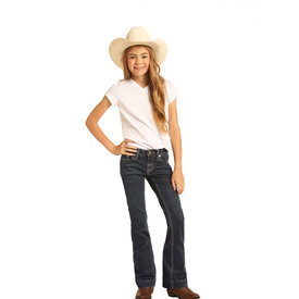Rock and Roll Cowgirl Girl's Rock & Roll Cowgirl Trouser G5F4151