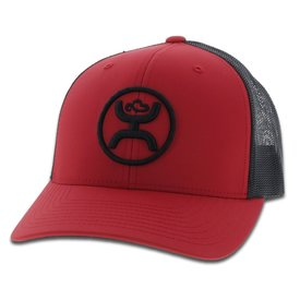 "Hooey Men's Red ""O"" Classic Cap"