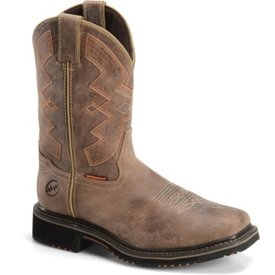 Double H Men's Double H Composite Toe Work Western Boot DH5122 C3 8 EE
