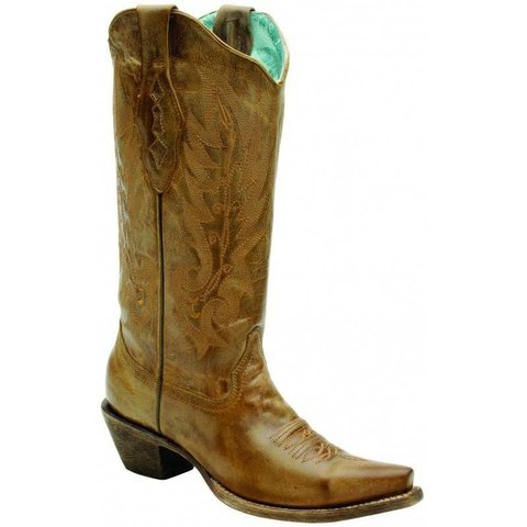 Women's Corral Western Boot C1928 C3 10.0 M
