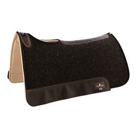 "Classic Equine Shock Guard 1"" Felt Top Saddle Pad 31x32"