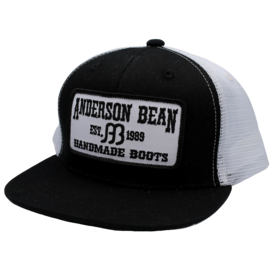 Red Dirt Hat Co Anderson Bean B&W Kids Cap