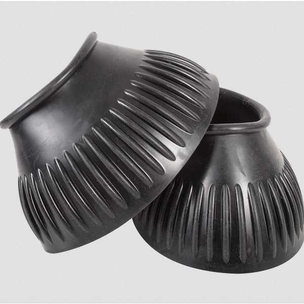 Classic Equine Rubber Pull On Bell Boots