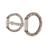 CE TOOL BOX BIT D RING TWISTED WIRE SNAFFLE TBBIT2DR25