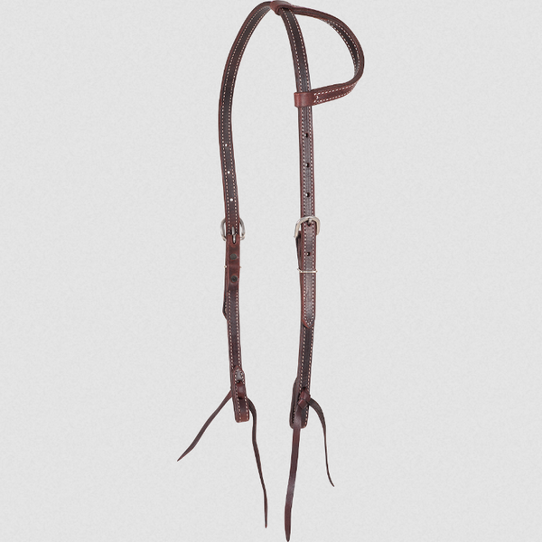 "Martin 5/8"" Double Stitched Slip Ear Headstall"