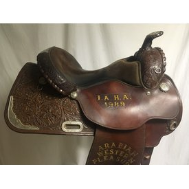 Circle Y Pleasure Trophy Saddle