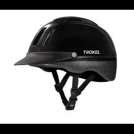 Troxel Sport Black Helmet Size Lrg