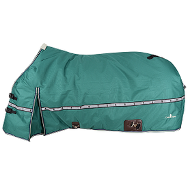 Classic Equine 10K Cross Trainer Blanket Forest Green Large