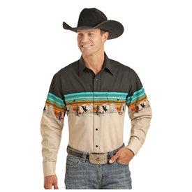 Panhandle Men's Panhandle Snap Front Shirt 30S4849