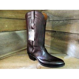 Black Jack Men's Black Cherry Western Boot