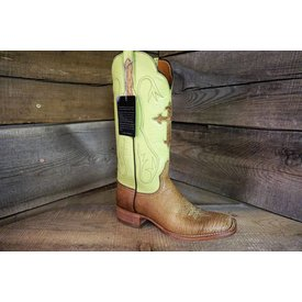 Black Jack Women's Neon Green Boot C3 Sz 8B