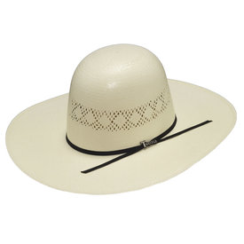 Twister 10X Open Crown Straw Hat