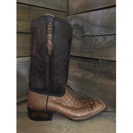 Black Jack Men's Cigar Hornback Caiman Boots