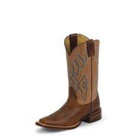 Nocona Boots Women's Cheyenne Square Toe Boot C3 8.5B