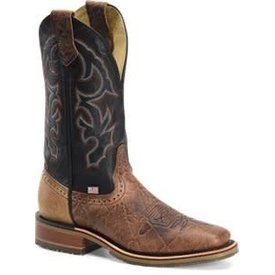 "Double H Men's Grissom 12"" Wide Sq Toe"