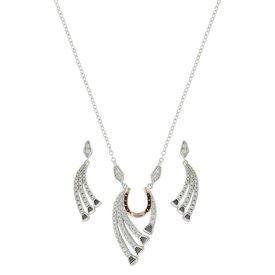 Montana Silversmiths Horseshoe Wings Jewelry News