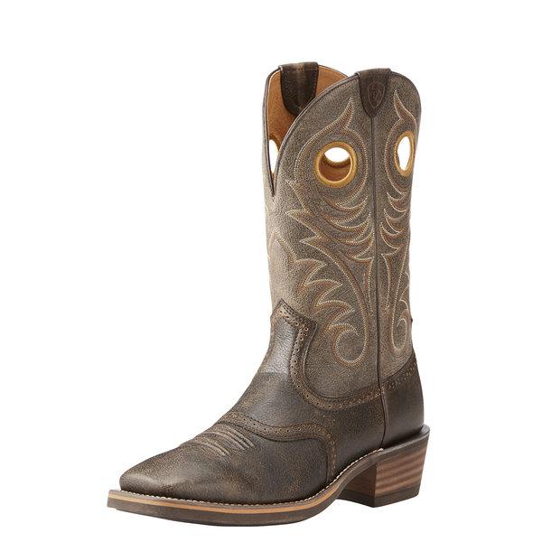 Ariat Men's Heritage Roughstock Boot C3 8 D