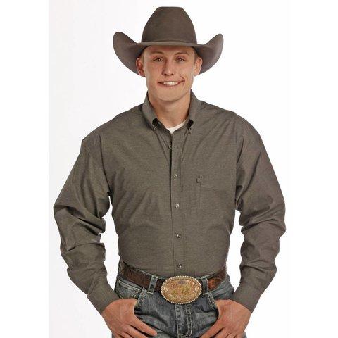 Men's Tuf Cooper Button Down Shirt C3 XL