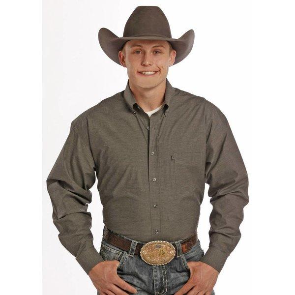 Panhandle Men's Tuf Cooper Button Down Shirt C3 XL