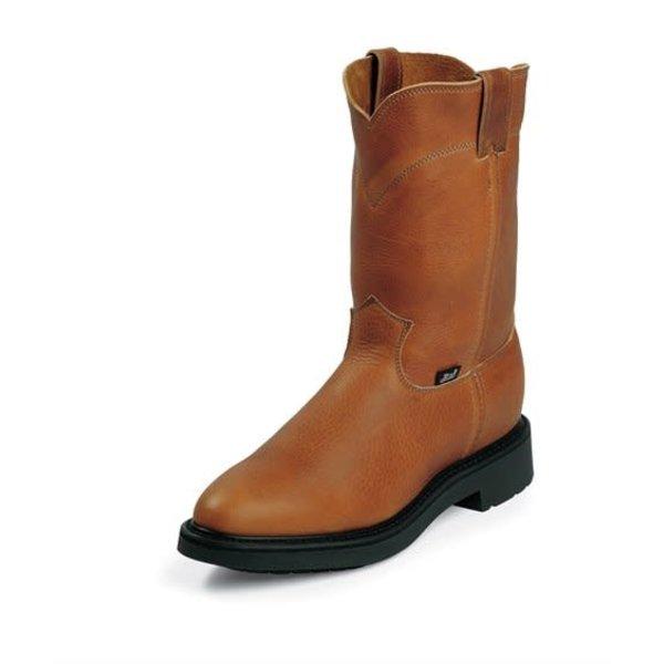 Justin Men's Copper Caprice Work Boot