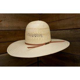 "American hat Open Crown 845 4 1/2"" Brim"