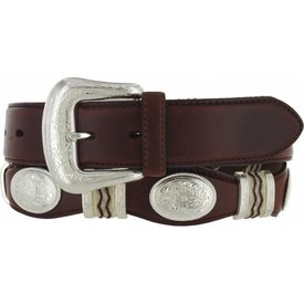 Tony Lama Men's Cutting Champ Western Belt